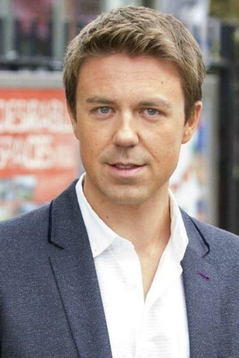 English actor Andrew Buchan