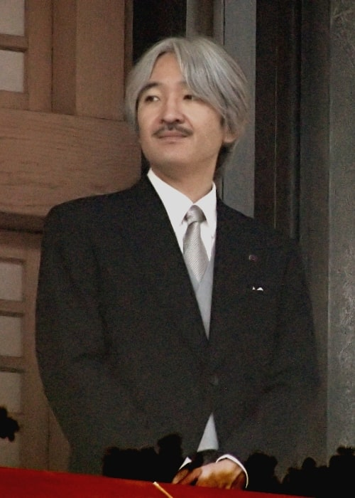 Fumihito, Prince Akishino in December 2009