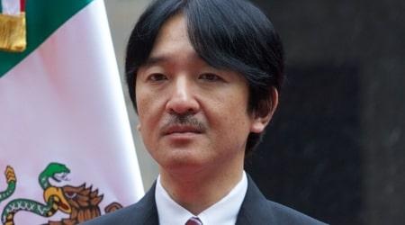 Fumihito, Prince Akishino Height, Weight, Age, Body Statistics