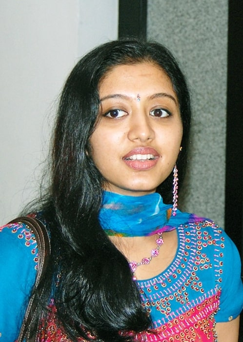 Gopika at the AMMA General body meeting in 2008