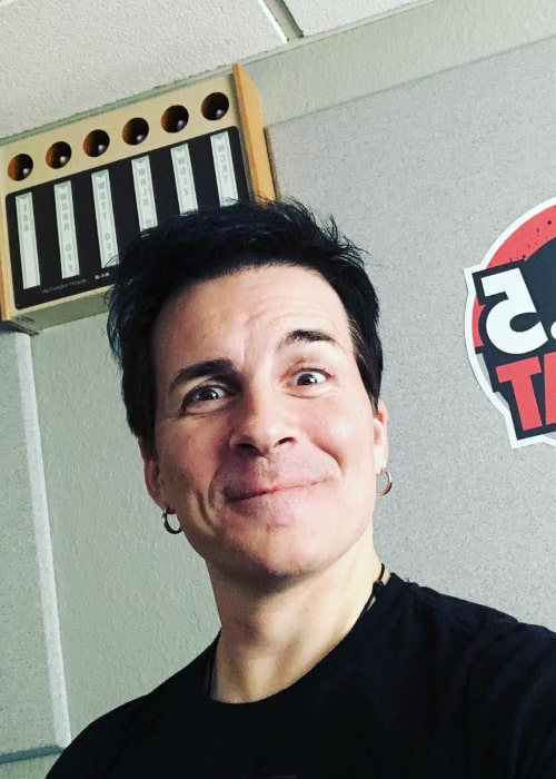 Hal Sparks in an Instagram selfie from September 2018