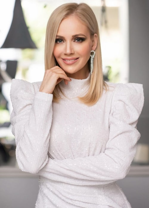 Jelena Rozga as seen in an Instagram Post in June 2020