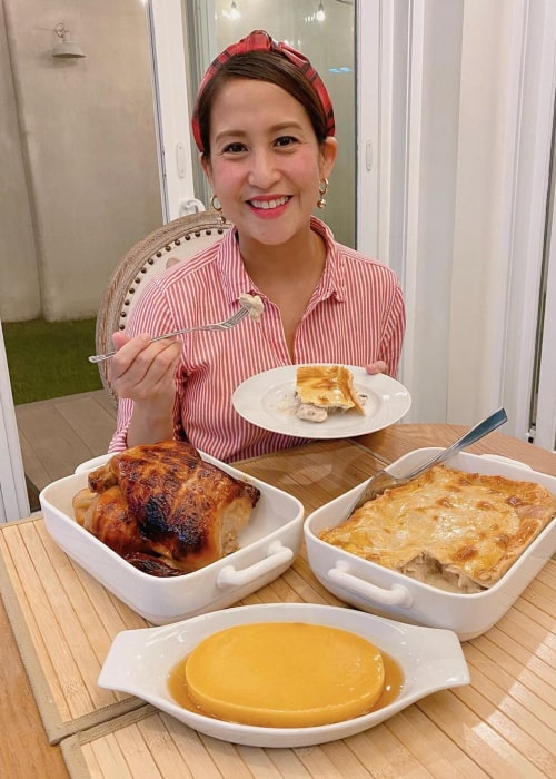 Jolina Magdangal as seen in an Instagram Post in December 2019