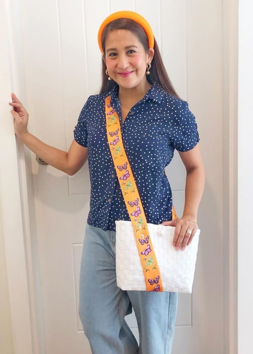 Jolina Magdangal as seen in an Instagram Post in July 2019