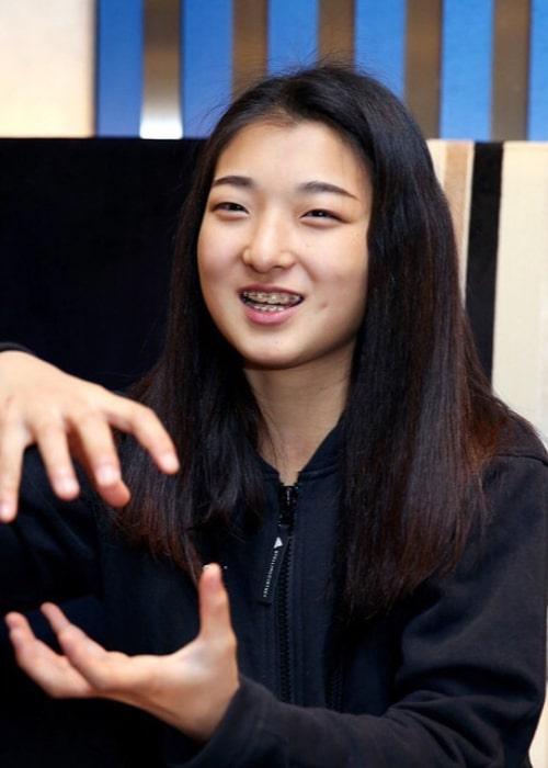 Kaori Sakamoto as seen in an Instagram Post in November 2019