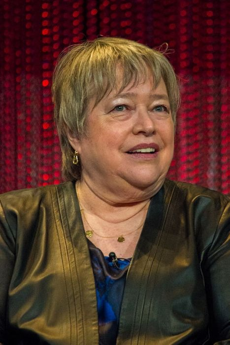 Kathy Bates as seen at PaleyFest in 2014