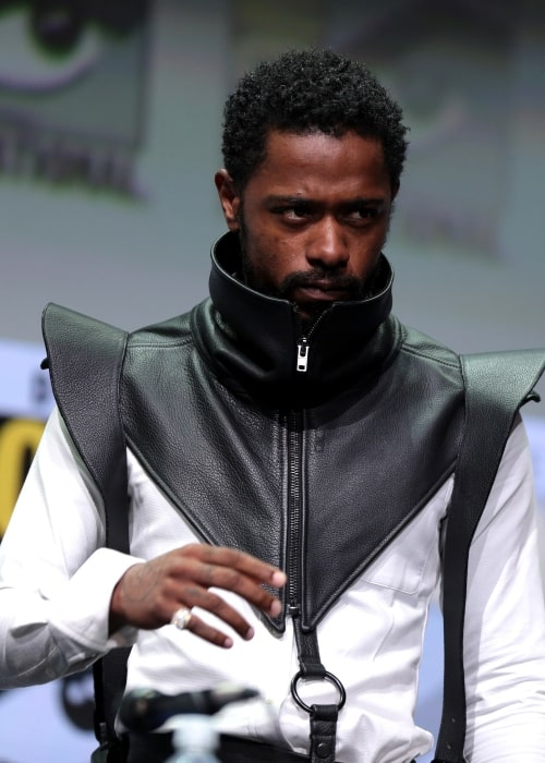 Lakeith Stanfield as seen in 2017