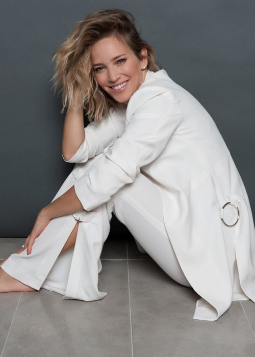 Luisana Lopilato as seen in an Instagram Post in December 2019