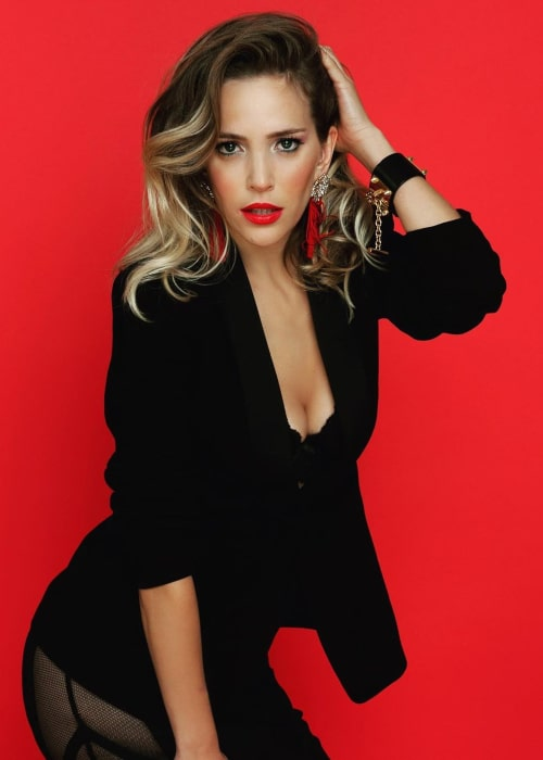 Luisana Lopilato as seen in an Instagram Post in May 2020