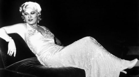 Mae West Height, Weight, Age, Body Statistics