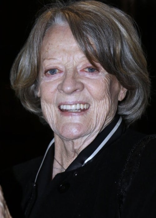 Maggie Smith as seen in an Instagram Post in September 2016