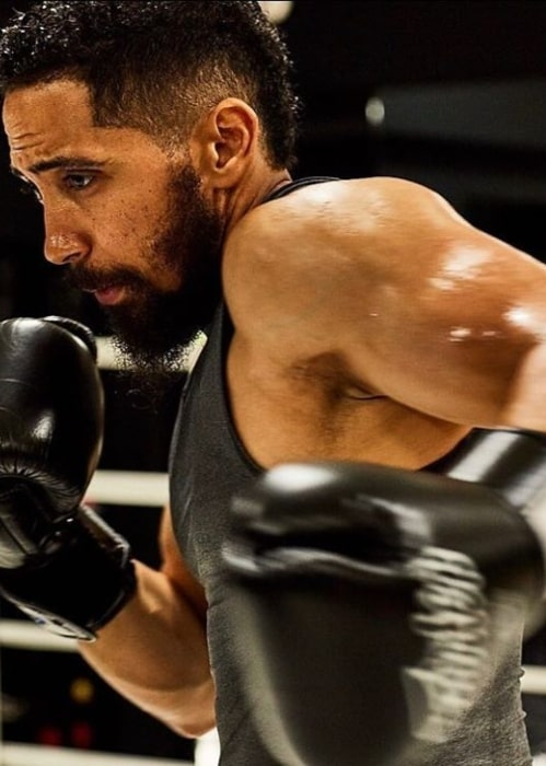 Neil Brown Jr. in May 2019 urging everyone not to stop or settle and not to doubt themselves but to keep working hard and stay focused