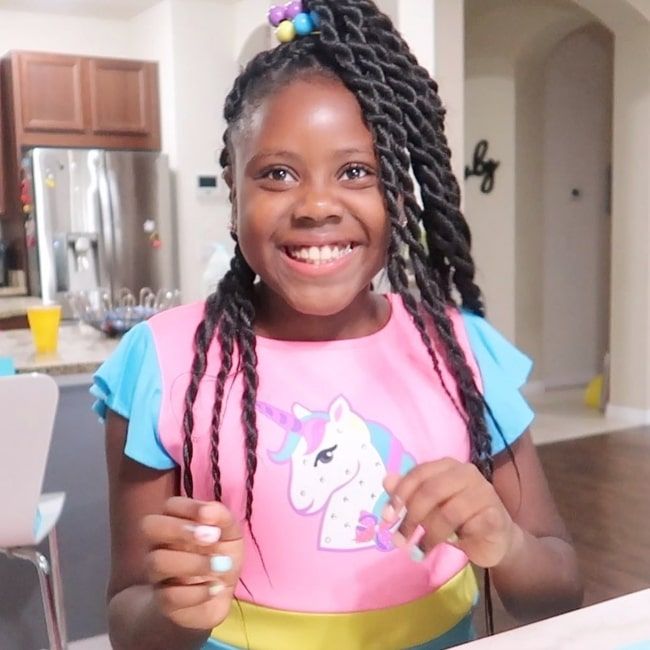 Niyah Renae as seen in a picture that was taken on the day of her birthday in June 2019