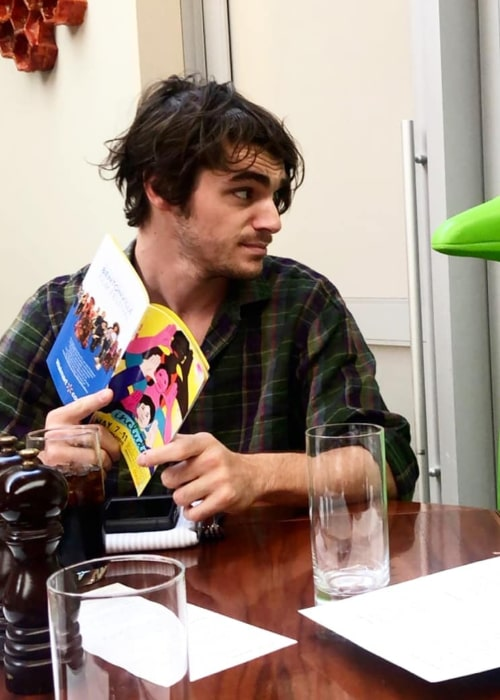 RJ Mitte as seen in an Instagram Post in May 2019