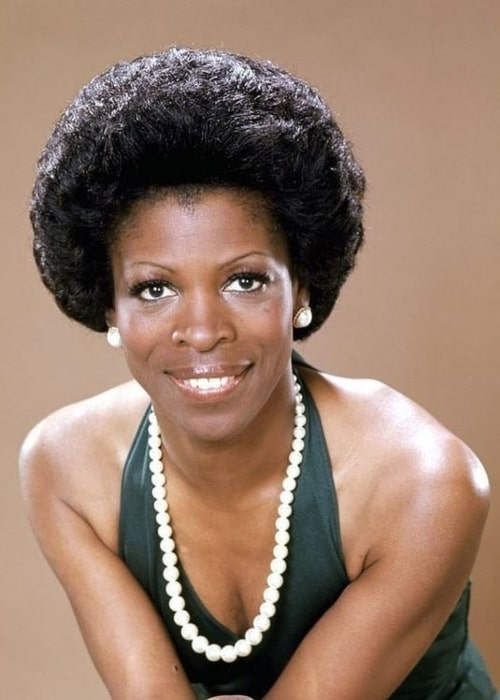 Roxie Roker as seen in a picture that was taken in the past