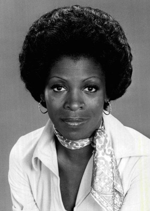 Roxie Roker as seen in a picture that was taken on June 18, 1976