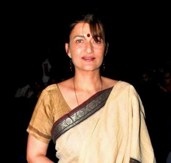 Sarika pictured at the premiere party for 'Get Rid of my Wife' movie in March 2010