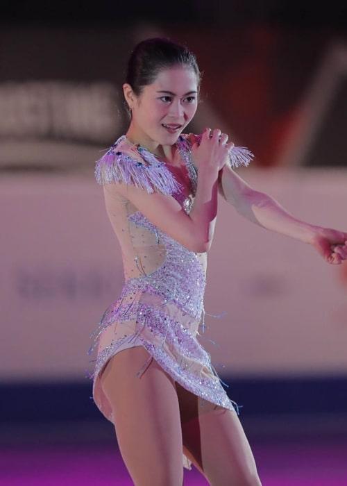 Satoko Miyahara as seen in an Instagram Post in December 2018