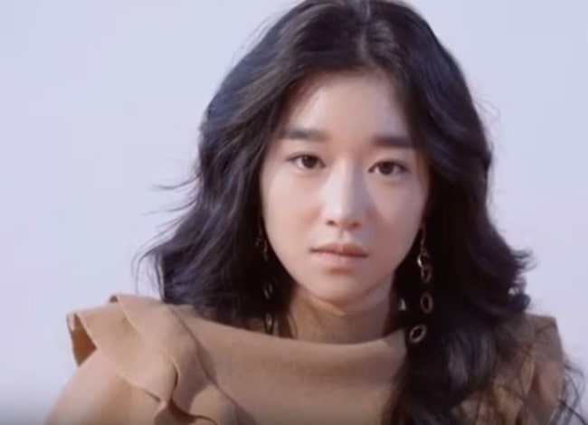 Seo Ye-ji in February 2017