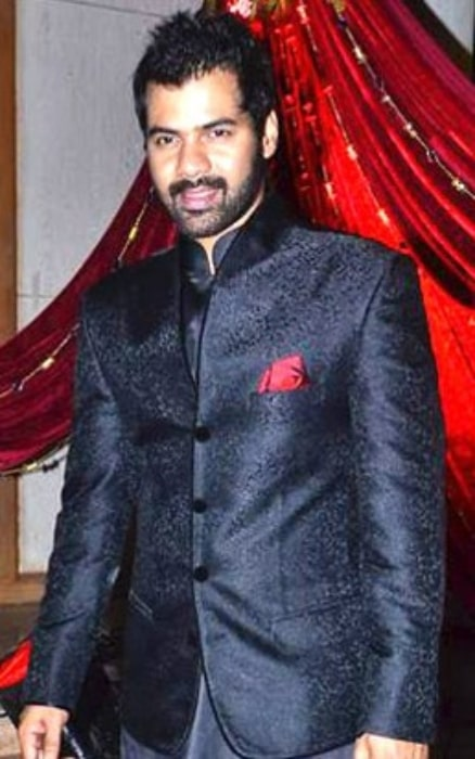Shabir Ahluwalia as seen at his Sangeet (pre-wedding ceremony) in October 2012