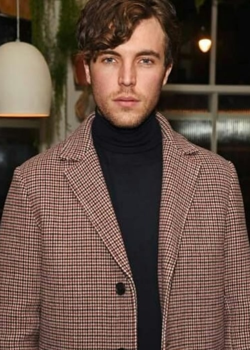 Tom Hughes as seen in a picture that was taken in the past