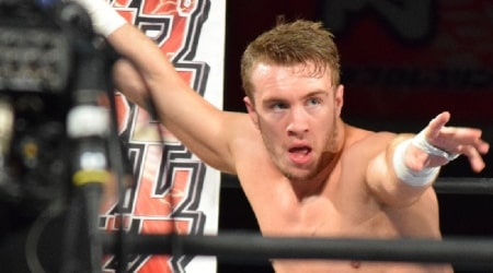 Will Ospreay Height, Weight, Age, Body Statistics