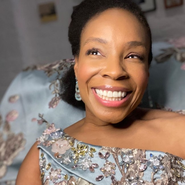Amber Ruffin as seen in July 2020