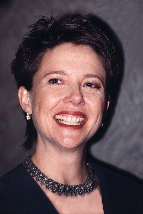 Annette Bening as seen in 1999