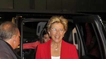 Annette Bening Height, Weight, Age, Body Statistics