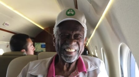 Bill Russell Height, Weight, Age, Body Statistics