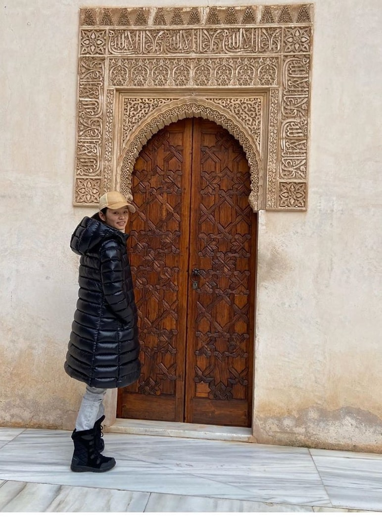 Celia Au as seen in a picture that was taken in Alhambra in December 2019