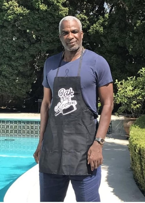 Charles Oakley as seen in an Instagram Post in August 2017