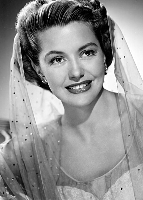 Cyd Charisse in a publicity portrait in 1949