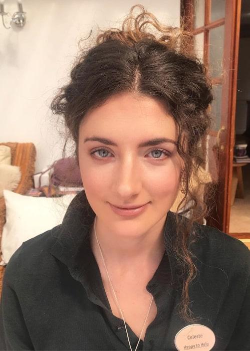 Daisy Bevan as seen in July 2019