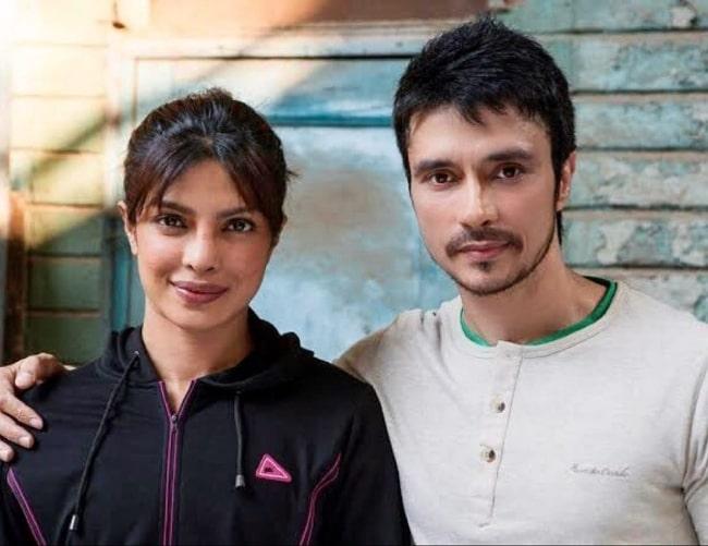 Darshan Kumar and Priyanka Chopra Jonas