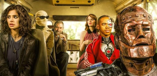 Doom Patrol (Web Series) Cast