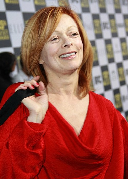 Frances Fisher at the Independent Spirit Awards in March 2010