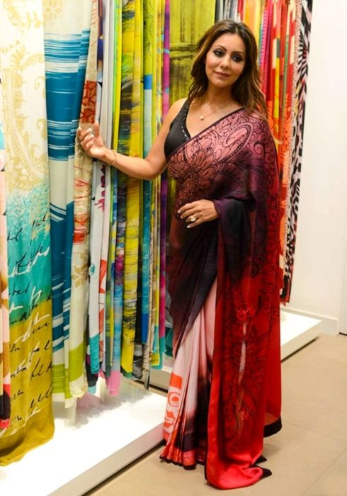 Gauri Khan as seen in 2016