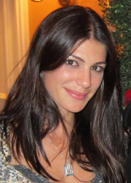 Genevieve Cortese as seen in a picture that was taken at the Once Upon a Cure event on September 24, 2011