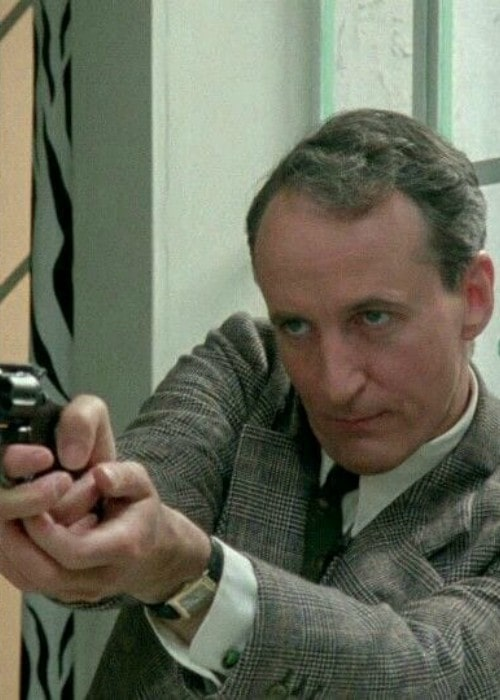Hugh Fraser in the TV episode The Dream (1989)