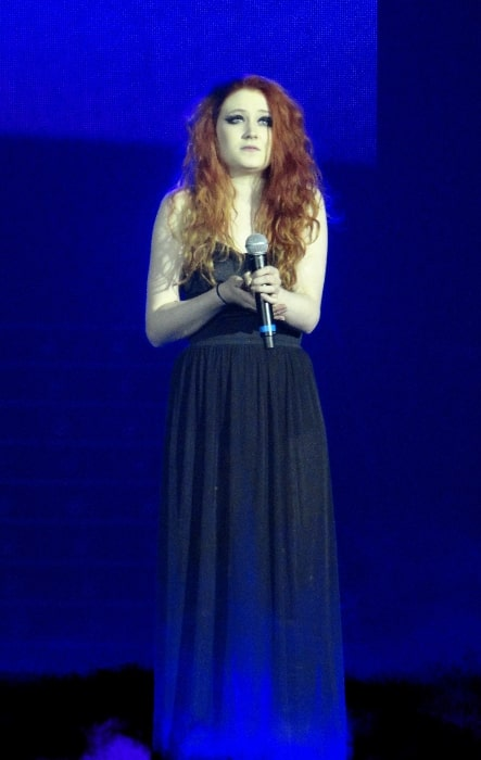 Janet Devlin as seen during an event in 2020