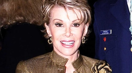 Joan Rivers Height, Weight, Age, Body Statistics