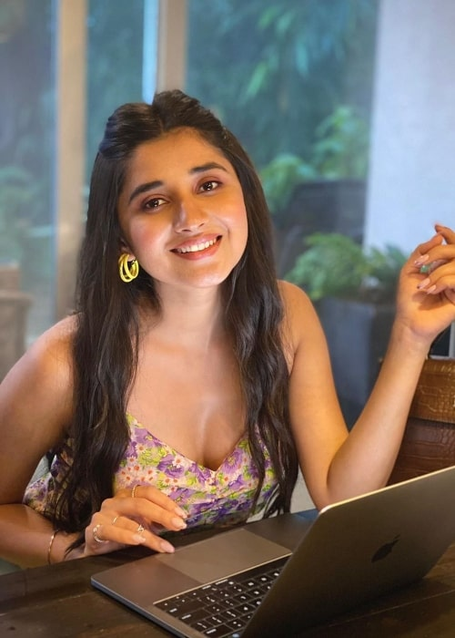 Kanika Mann as seen while smiling in an Instagram post in September 2020