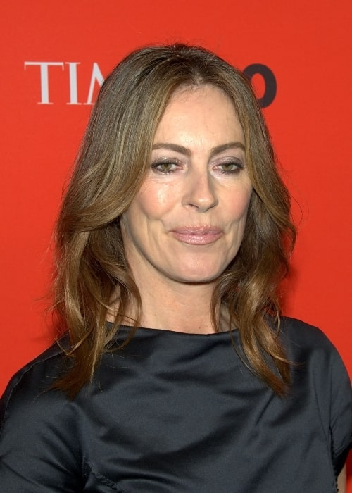 Kathryn Bigelow as seen at Time 100 Gala 2010