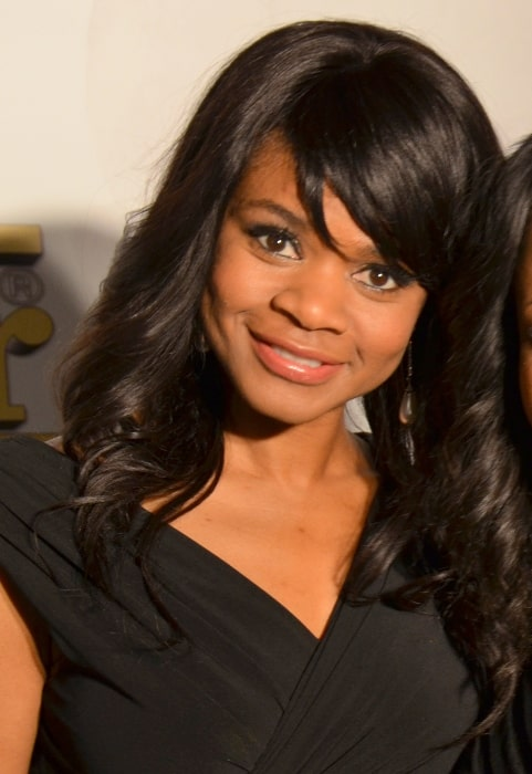 Kimberly Elise as seen in February 2012