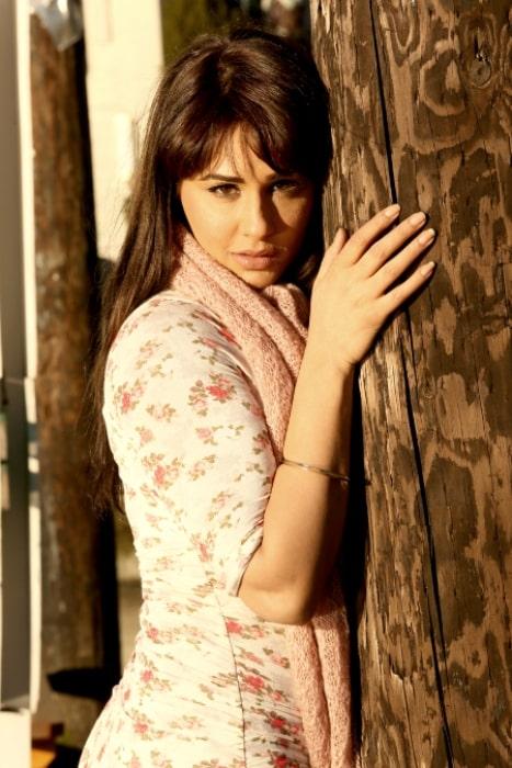 Mandy Takhar as seen in June 2015