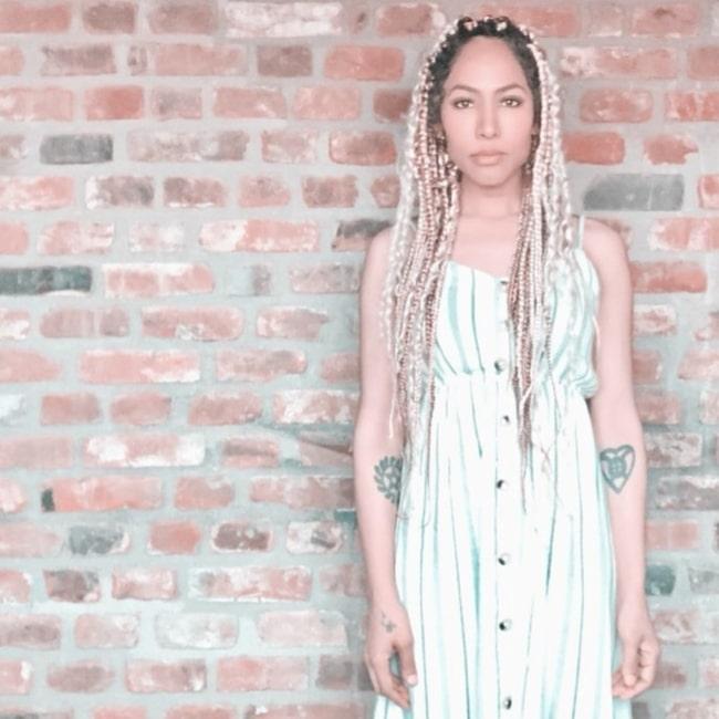 Nikki Jean in August 2019