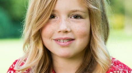 Princess Alexia of the Netherlands Height, Weight, Age, Body Statistics
