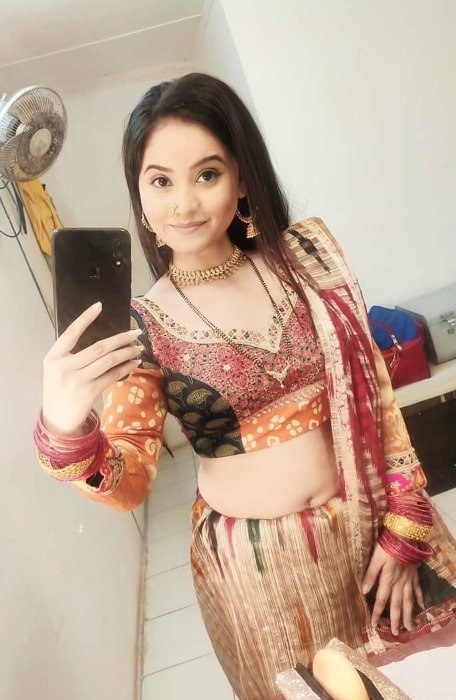 Riya Shukla as seen in August 2020