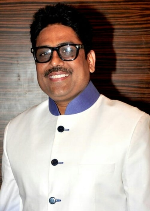 Shailesh Lodha pictured at the success bash for completion of 1000 episodes of 'Taarak Mehta Ka Ooltah Chashmah' in November 2012